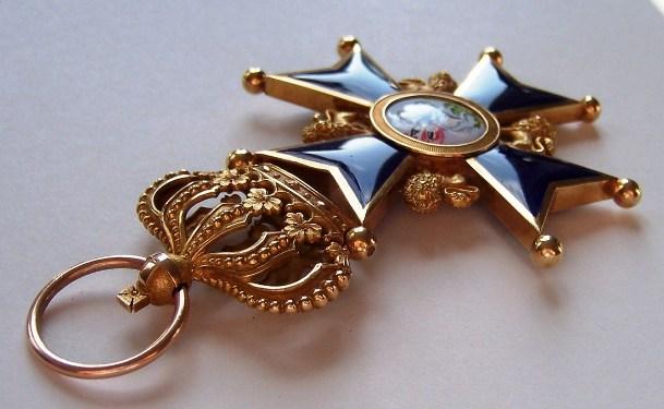 St Groeg Order Cross